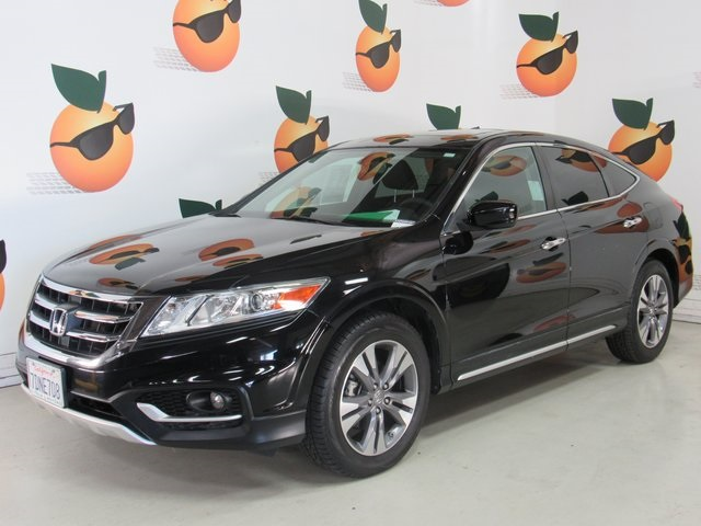 Certified Pre Owned 2013 Honda Crosstour Ex 4d Sport Utility In