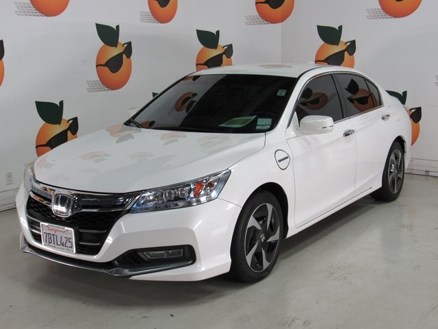 Certified Pre Owned 2017 Honda Accord Plug In Hybrid