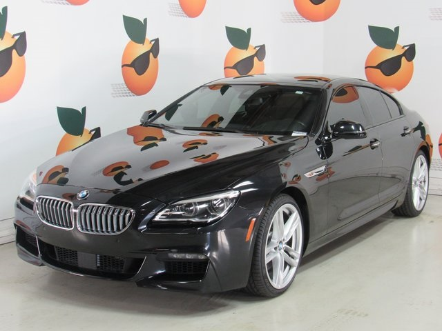 Certified Pre Owned 2017 Bmw 6 Series 650i Xdrive Gran Coupe